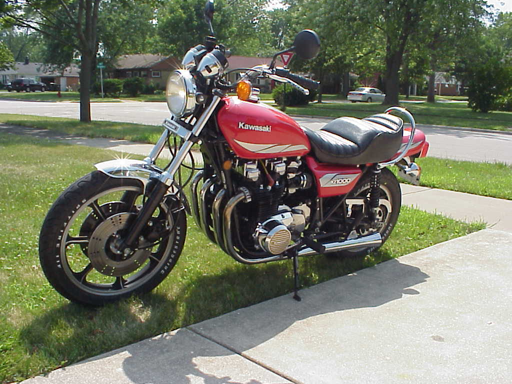 Redline Cycle - Specialists in Kawasaki Z-1 / KZ900 / KZ1000