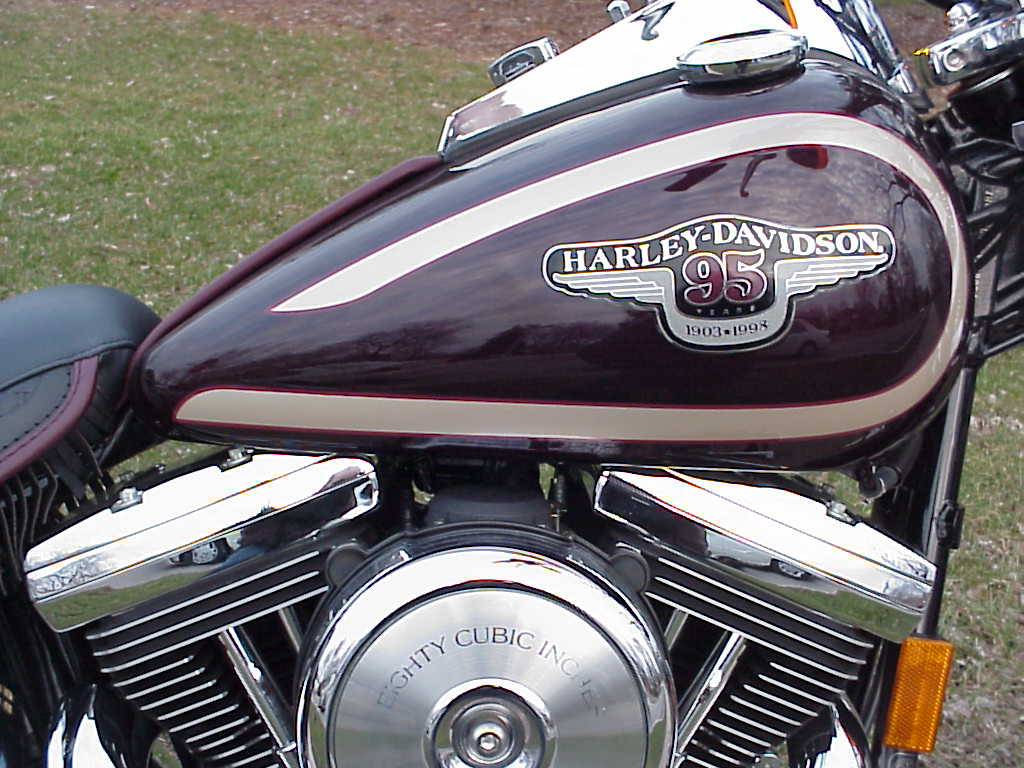 harley-davidson, inc. (1998): the 95th anniversary essay Coordinates: 43°02′46″n 87°57′36″w / 430460968°n 879599862°w /  430460968 -879599862 harley-davidson, inc (h-d), or harley, is an  american motorcycle  harley-davidson increased its share in buell to ninety- eight percent in 1998, and to complete  jump up ^ king celebrating 95  impressive years.