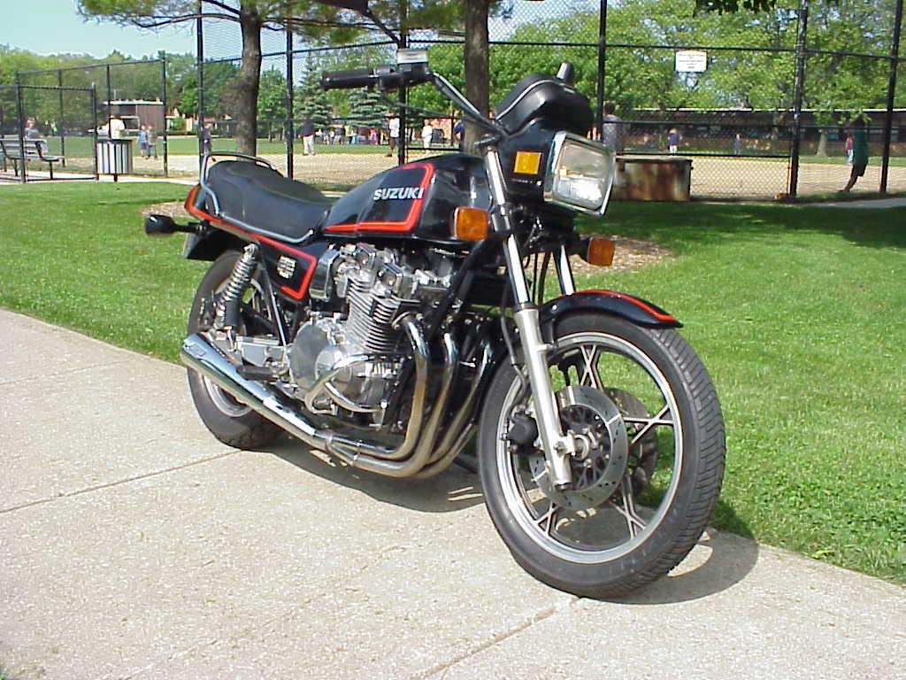 1981 Suzuki Gs1100e – Articleblog info