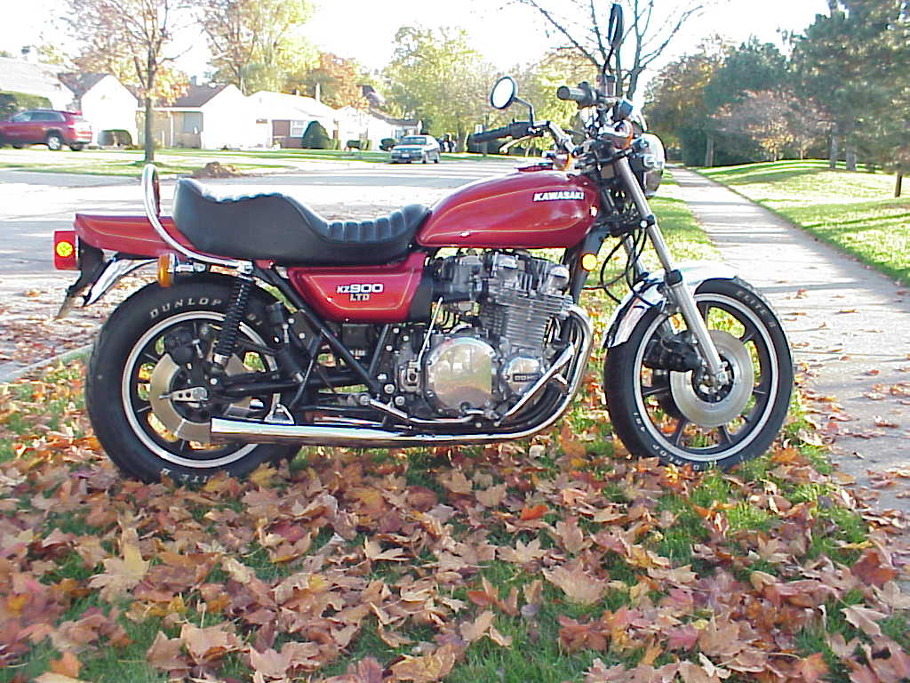Redline Cycle Specialists In Kawasaki Z 1 Kz900 Kz1000 Wiring Diagram F