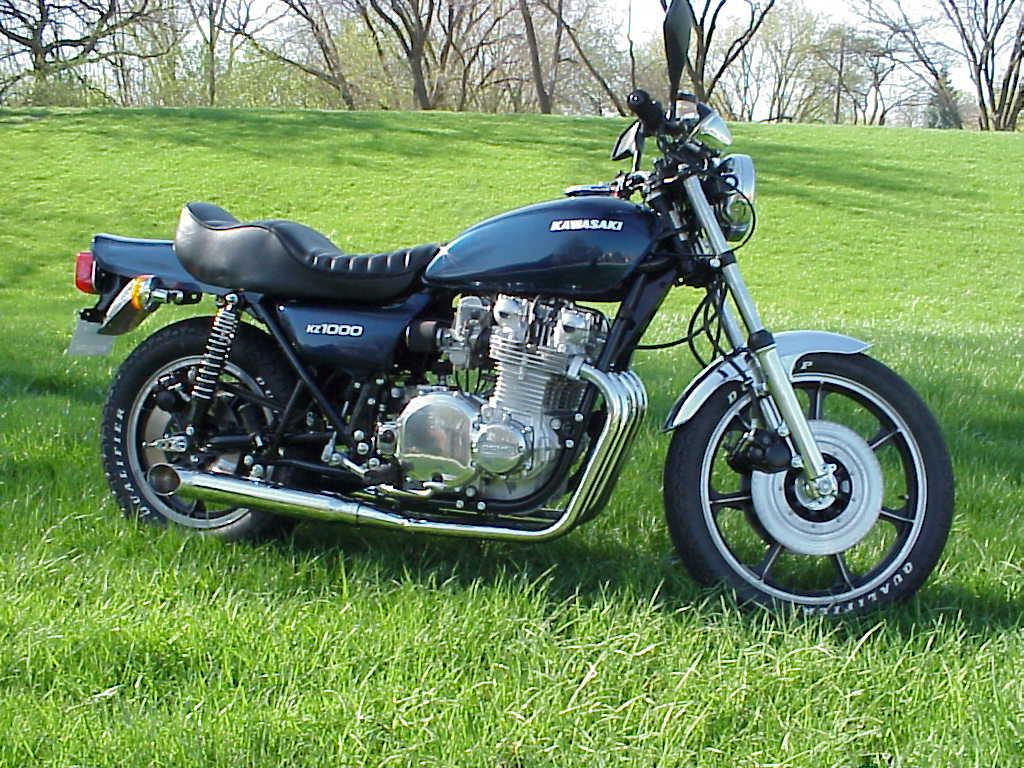 Kawasaki Kz 1000a Wiring Diagram And Schematics 1977 Kz1000 1984 Klt 250 Klr